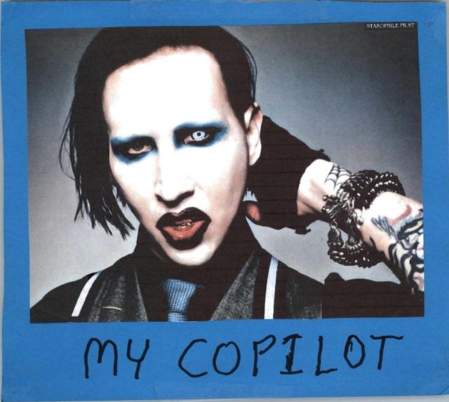 Manson Is My Copilot