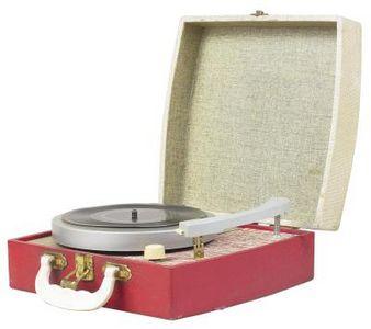 record player 45