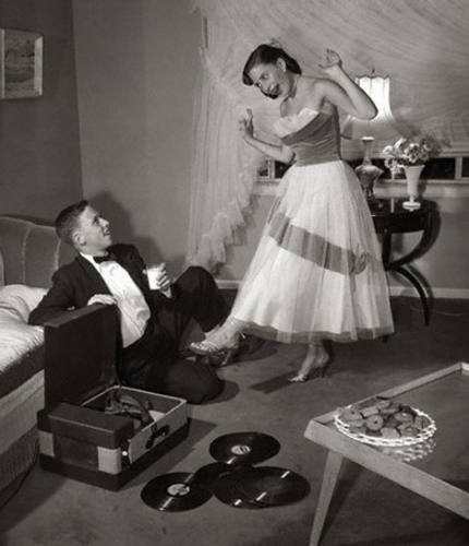 Record Player Party