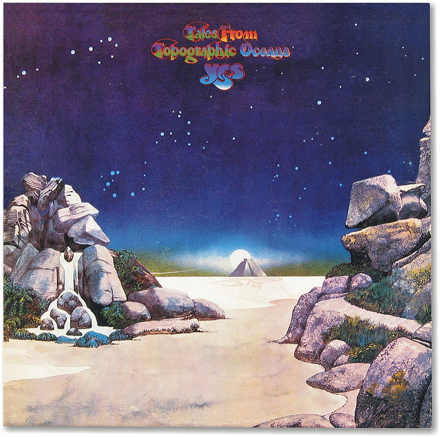 Tales From Topographical Oceans