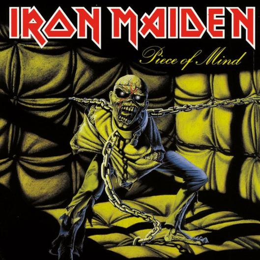 Iron Maiden Piece Of Mind