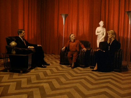 twin peaks dream sequence