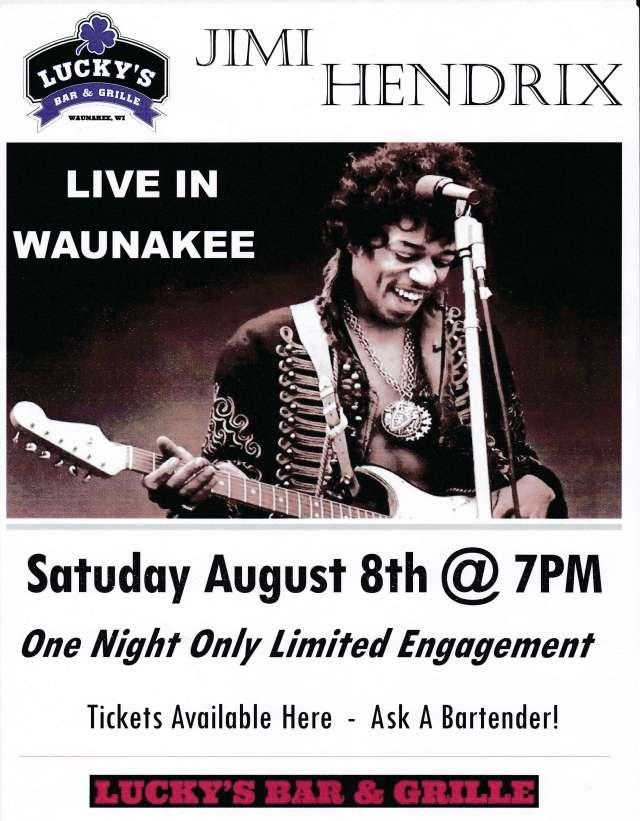 Jimi Hendrix Waunakee