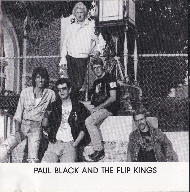 Paul Black And The Flip Kings