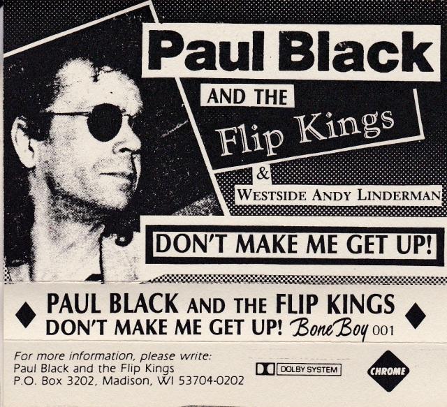 Paul Black DMMGU Cover