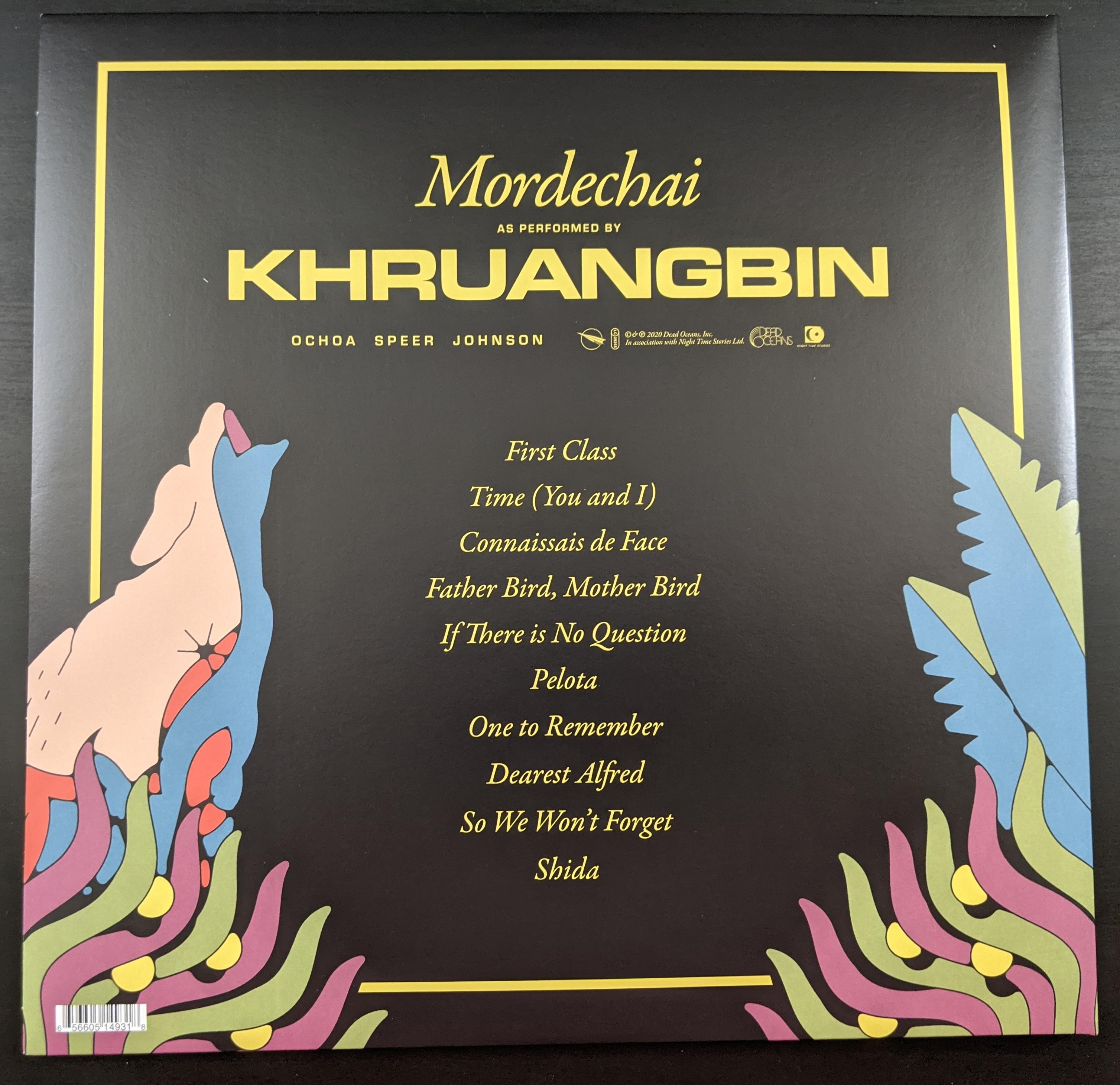 Khuruangbin - Mordechai 3